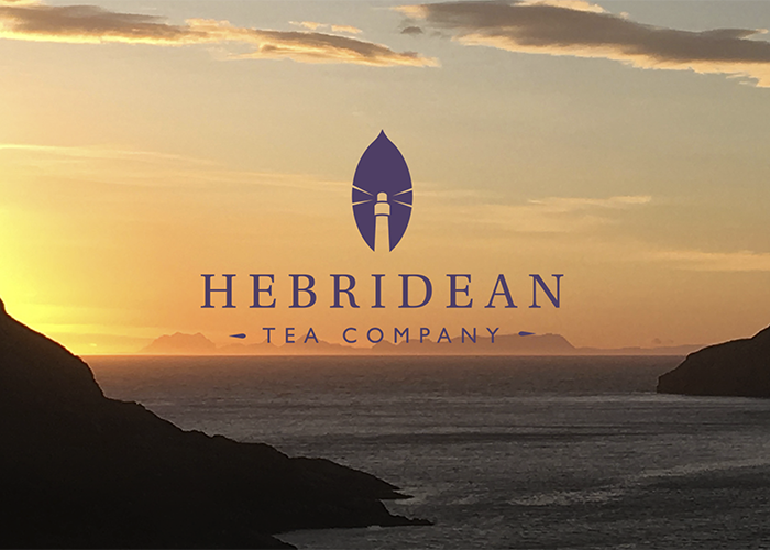 Hebridean Tea Company website